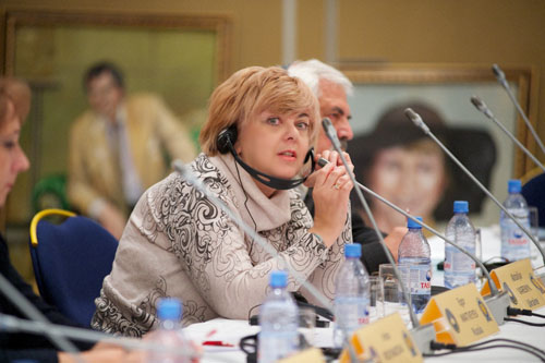 Астана - переводится как столица будущего...