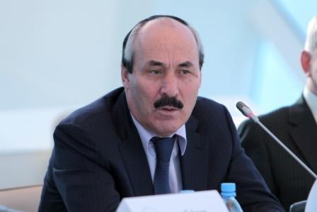 Доклад Р.Г. Абдулатипова, Российская Федерация - Председатель общероссийской организации