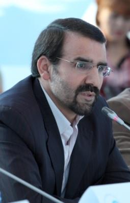 Доклад Мехди Санайи, Иран - Профессор Тегеранского университета